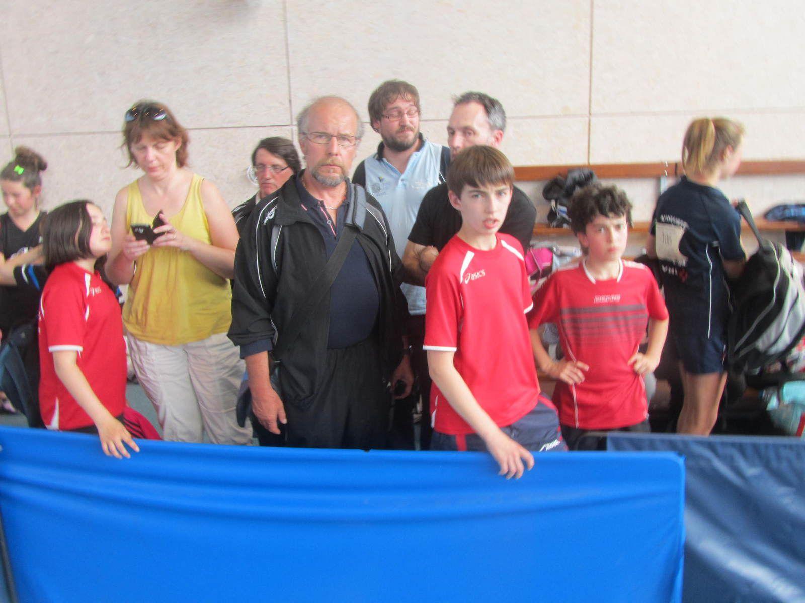 Photos des championnats de Basse Normandie
