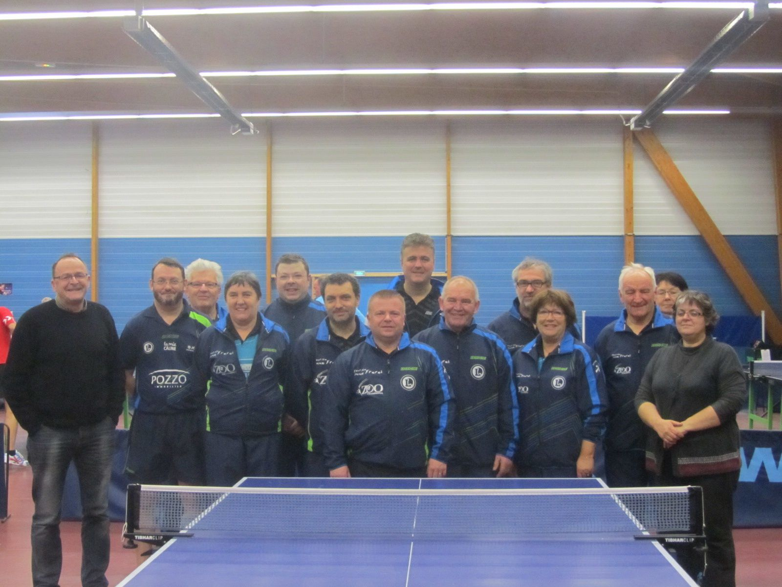 V t rans 4 titres de champion de basse normandie saint - Ligue de basse normandie de tennis de table ...
