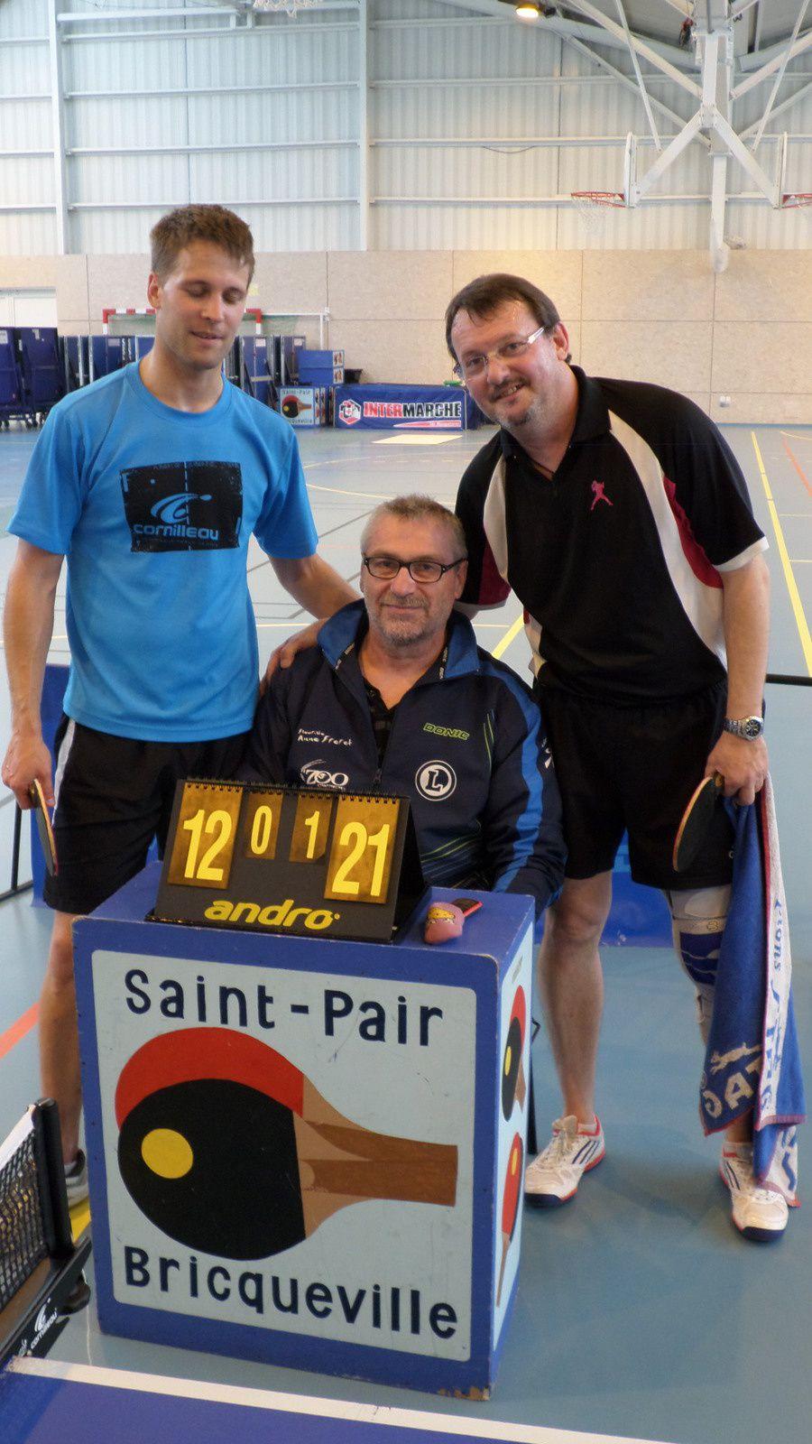 Hardbat : JM Carquin conserve sa 1ere place nationale