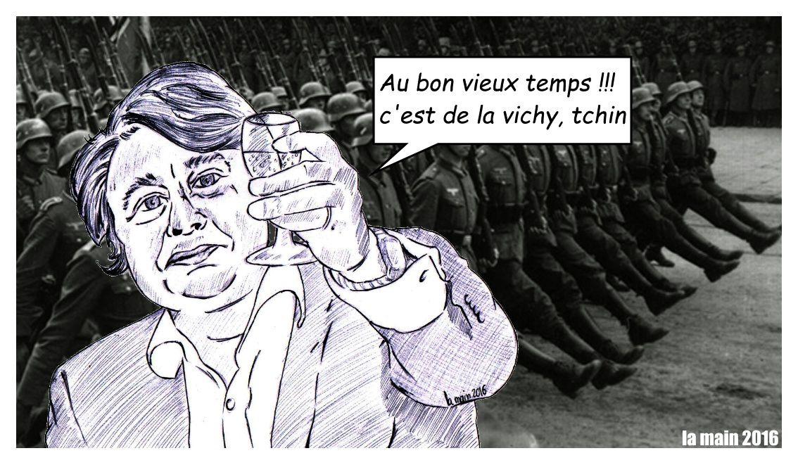 Gilbert Collard: &quot&#x3B; la France a besoin d'ordre ... &quot&#x3B;