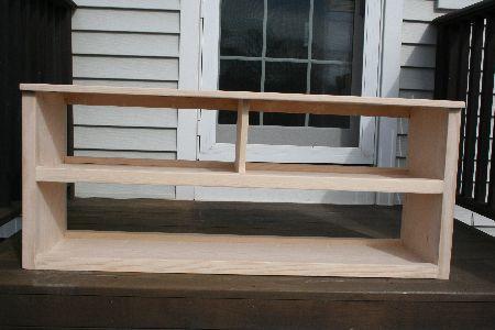 diy wood tv stand. Black Bedroom Furniture Sets. Home Design Ideas
