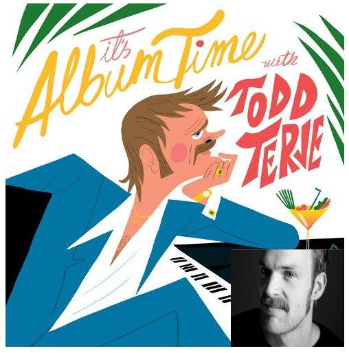 Il est comment le premier album de Todd Terje ?