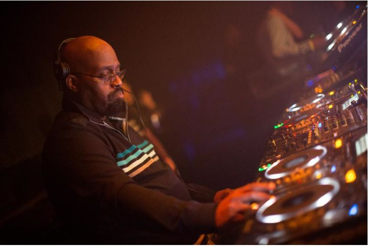 "Le ""Godfather of House"" au Ministry of Sound de Londres. Deux jours avant sa disparition..."