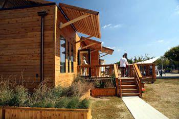 wooden overhang plans