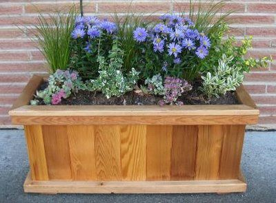 woodworking projects planters