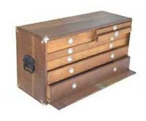 wooden machinist tool chest plans free