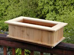 woodworking plans for planters