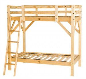 bunk bed building plans kids