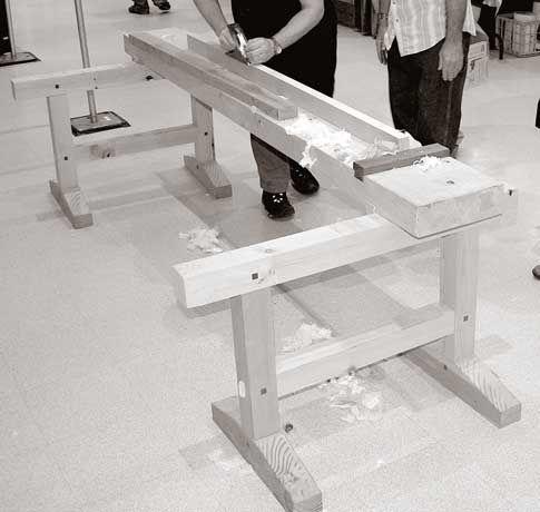japanese workbench plans