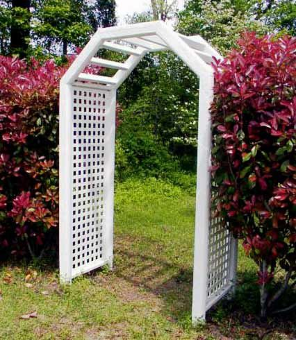garden trellis woodworking plans