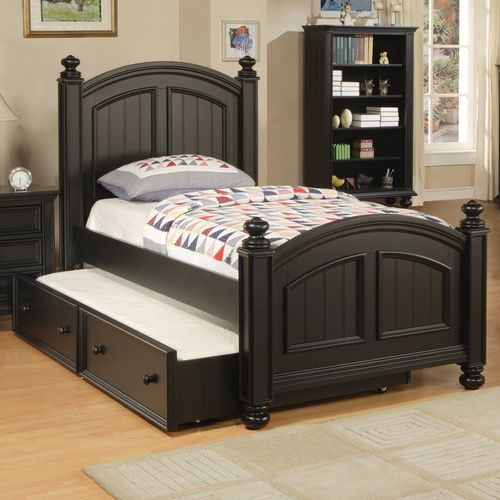 wood trundle bed plans