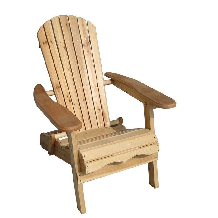 how to make folding adirondack chair