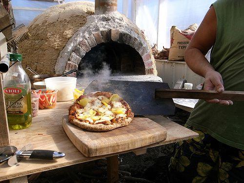 diy wood oven plans