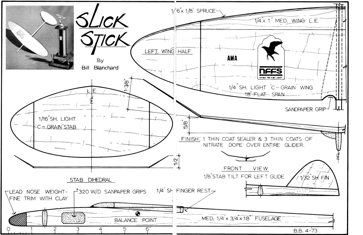 table glider plans