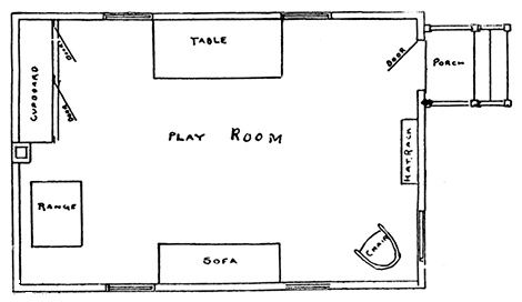 victorian playhouse plan free