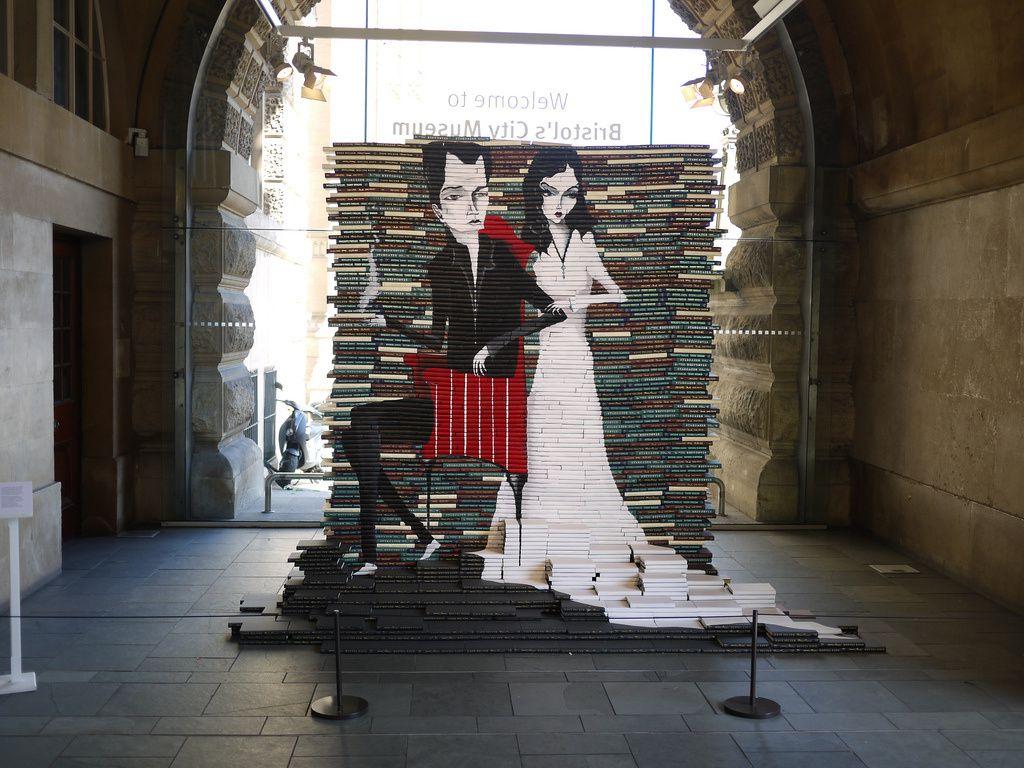 L'art et les livres...