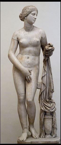 Vénus de Cnide, ville de la Grèce antique.