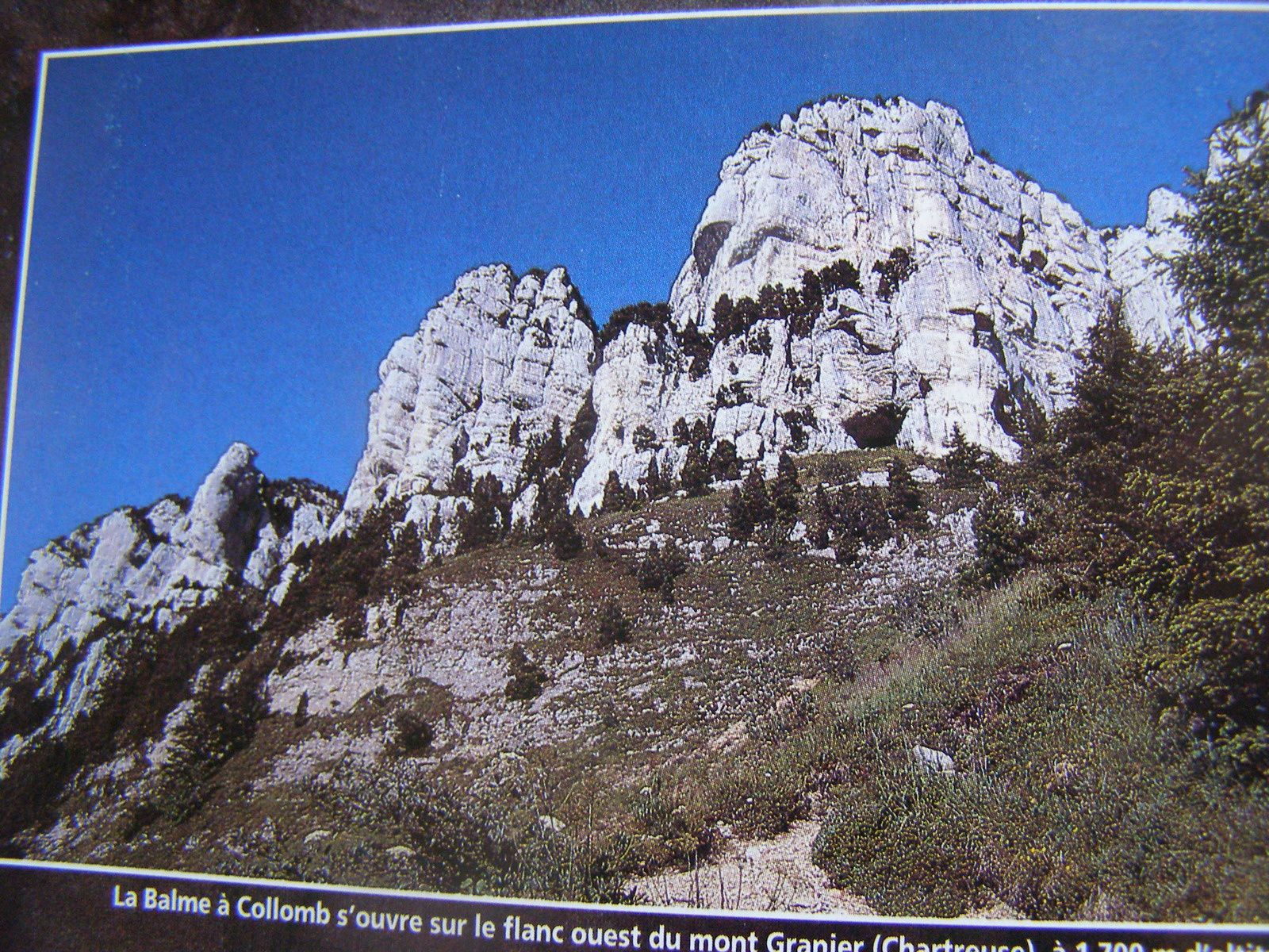 Photo du magazine ALPES (1994)