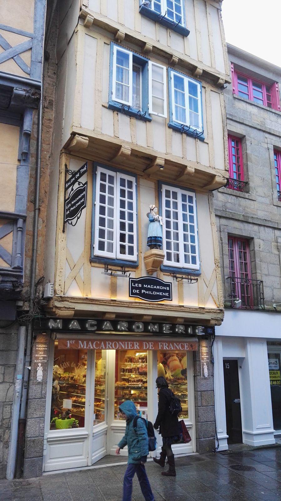 Petite escapade en Bretagne, dans le Finistère