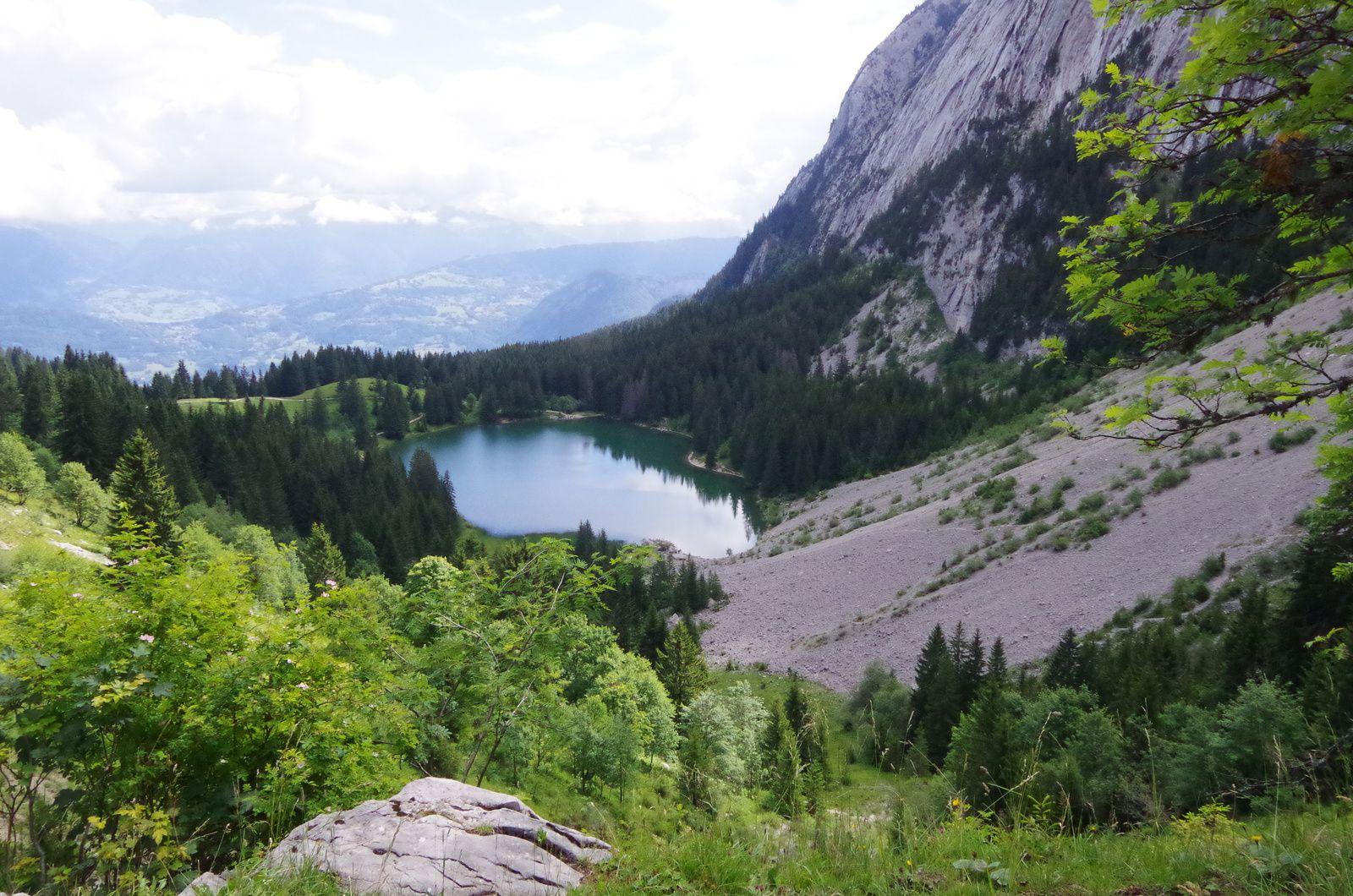 Lac Bénit, 1452 m