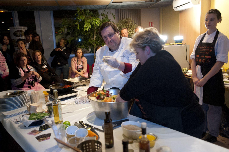 Salon du blog culinaire de Soissons #2013