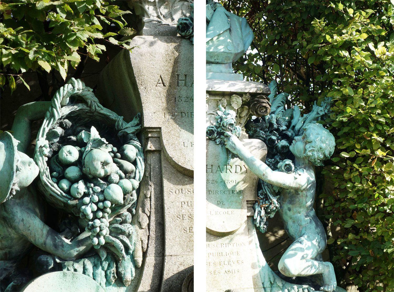 Fontaine érigée en l'honneur de Thomas Hardy directeur de l'école du Potager du Roi.