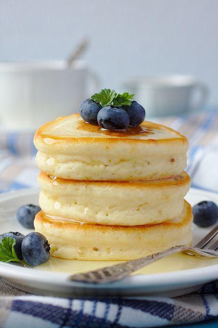 Pancakes japonaises (ou pas!)