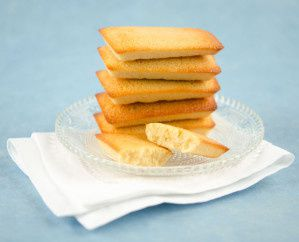 Financiers au parfum de cookies