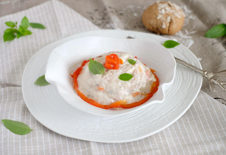 Rillettes de lapin au vin blanc et au fromage frais très légères