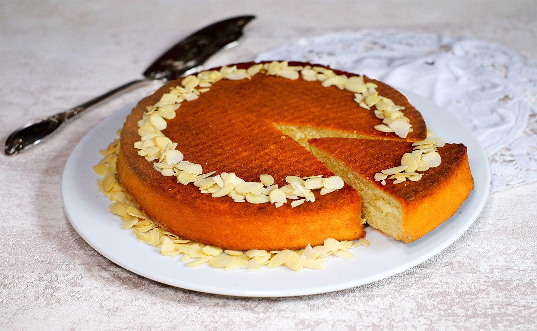 Gateau Simple A La Fleur D Oranger Ou Gateau D Emma Sans Jaune D