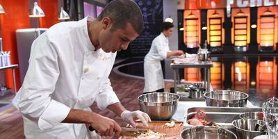 Mehdi Kebboul, candidat Top Chef 2012