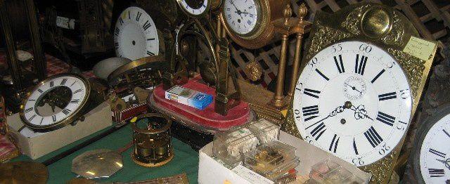 Le plus grand rendez-vous d'horlogerie ancienne en France aura lieu à Mer