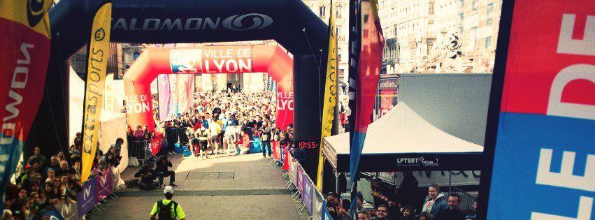 7ème édition de Lyon Urban Trail. L'événement running qui sort des sentiers battus !