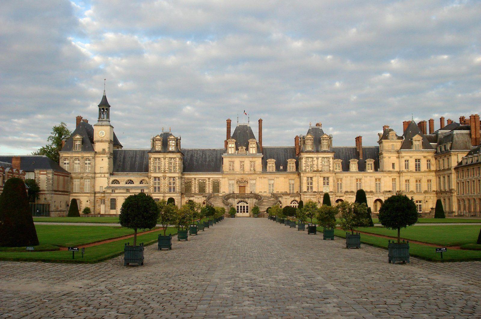 Napoléon célébré au Château de Fontainebleau