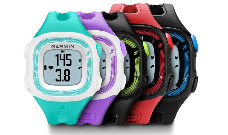 Garmin® lance sa nouvelle gamme de montres GPS.