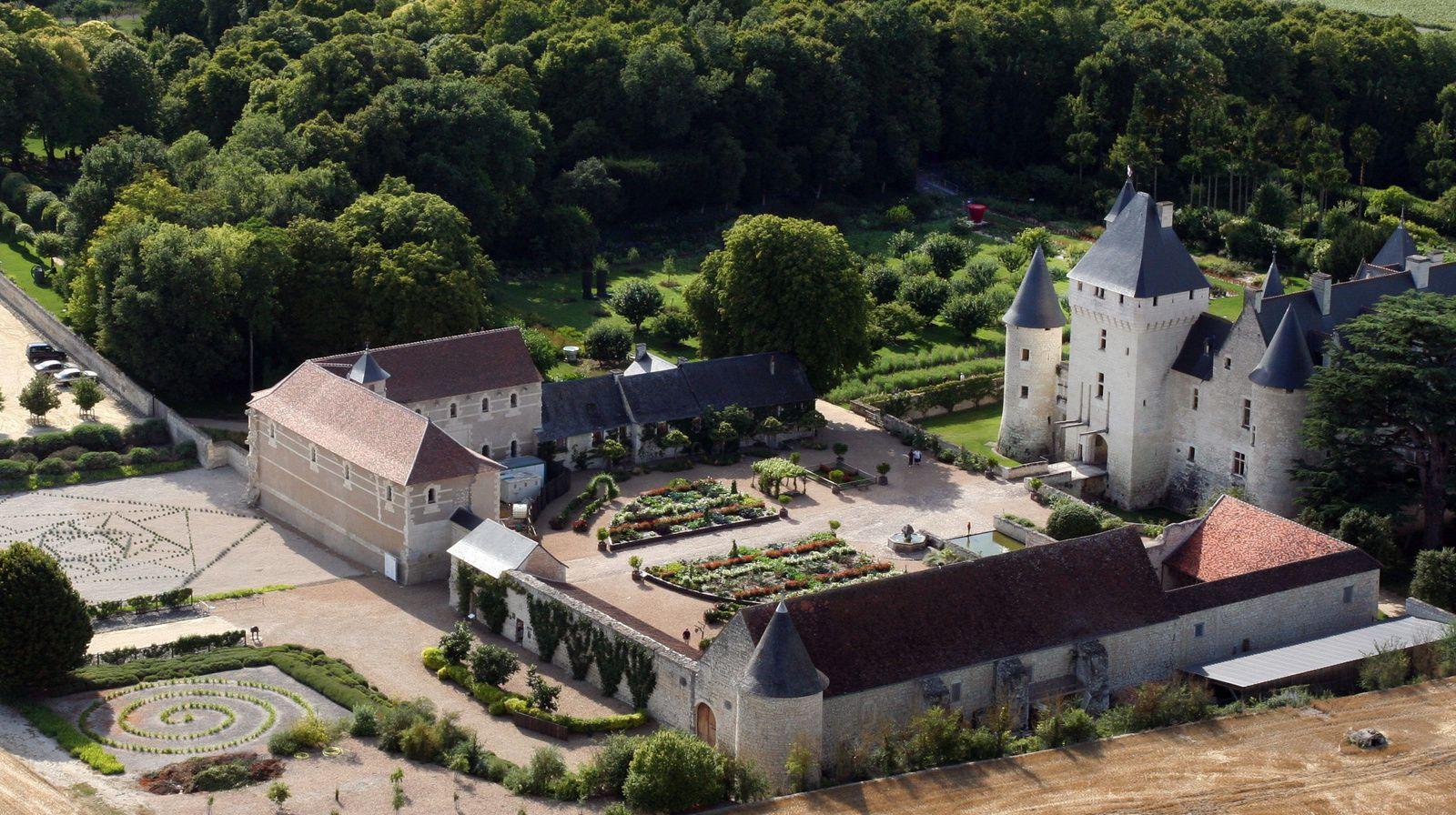 C'est l'été ! Tournois spectaculaires au château de Rivau
