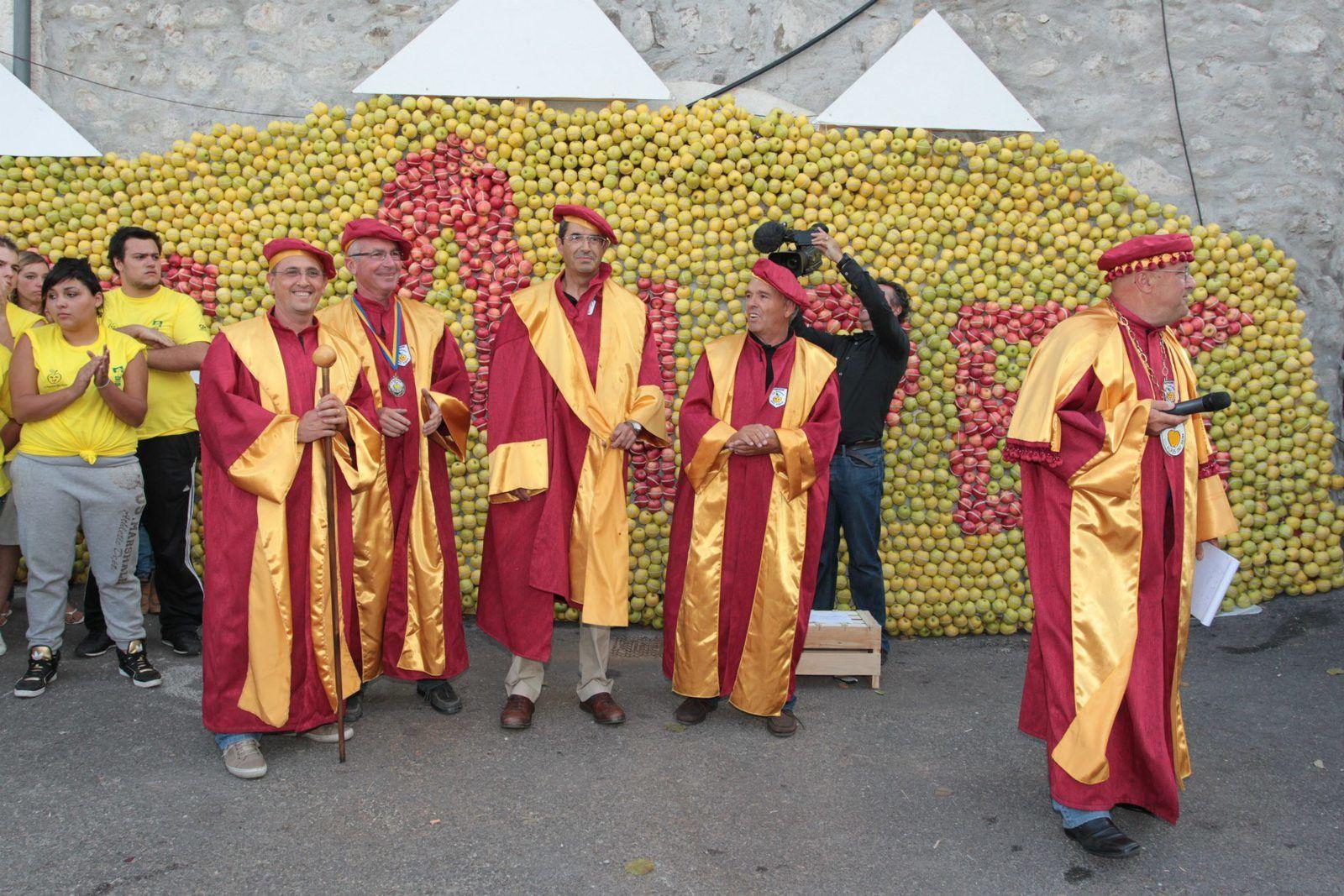 La pomme des Alpes en fête dans les Hautes-Alpes