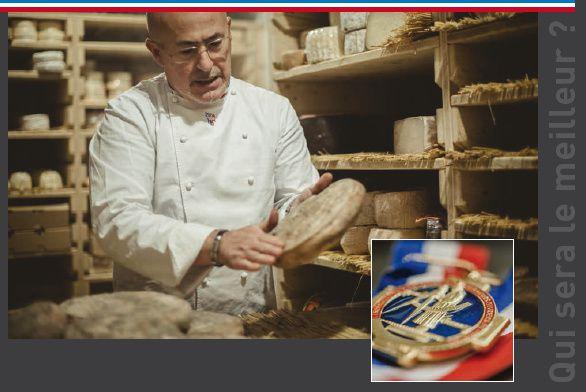 Meilleur Ouvrier de France 2015, classe « fromager », qui sera le meilleur ?