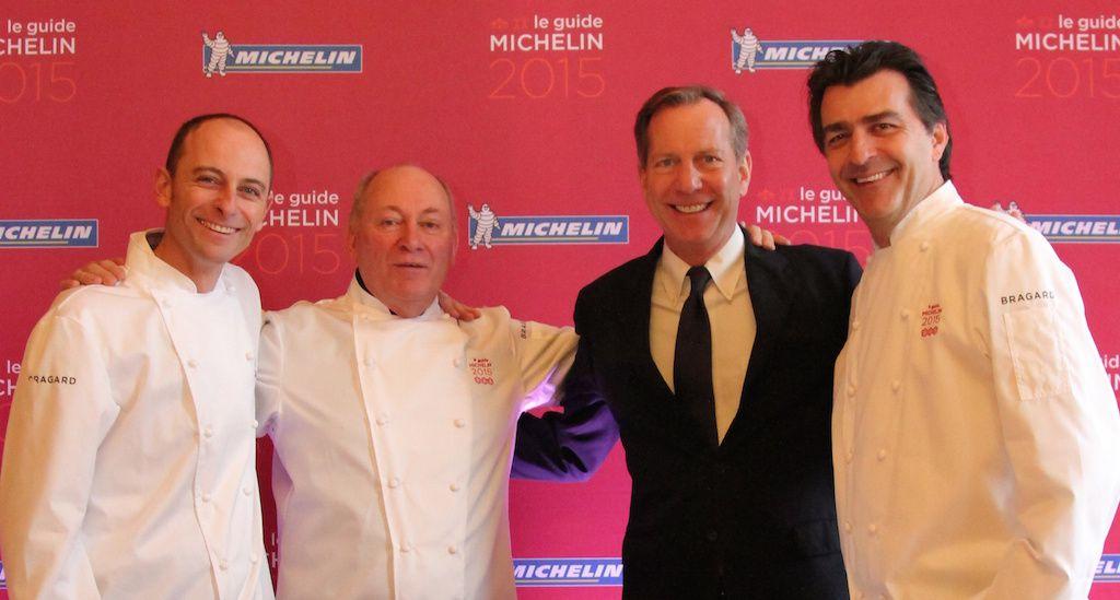 © Service presse Michelin