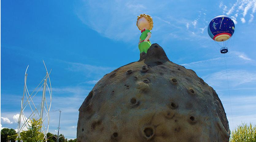 Et si vous entriez dans le monde merveilleux du Petit Prince ?