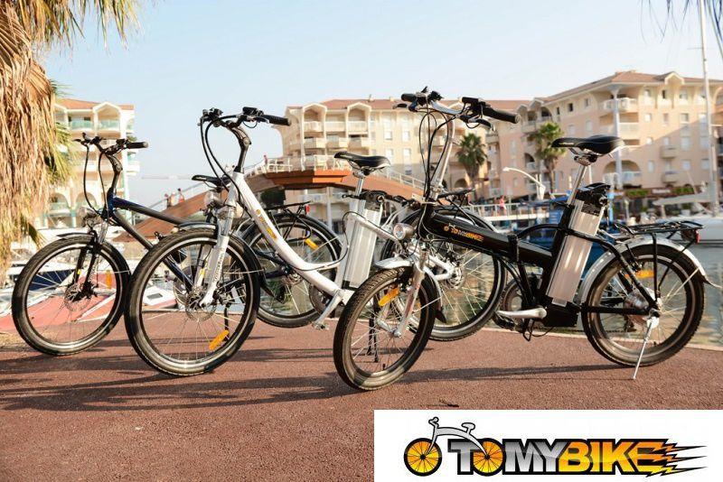 Après avoir commercialisé ses VAE uniquement sur internet pendant 2 ans, Tomybike a ouvert en 2014 sa première boutique à Marseille.