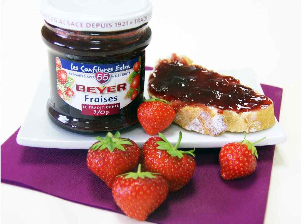 Les bienfaits de la fraise sur la santé !