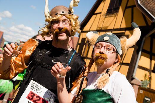 11e édition du Marathon des Vignoble en Alsace