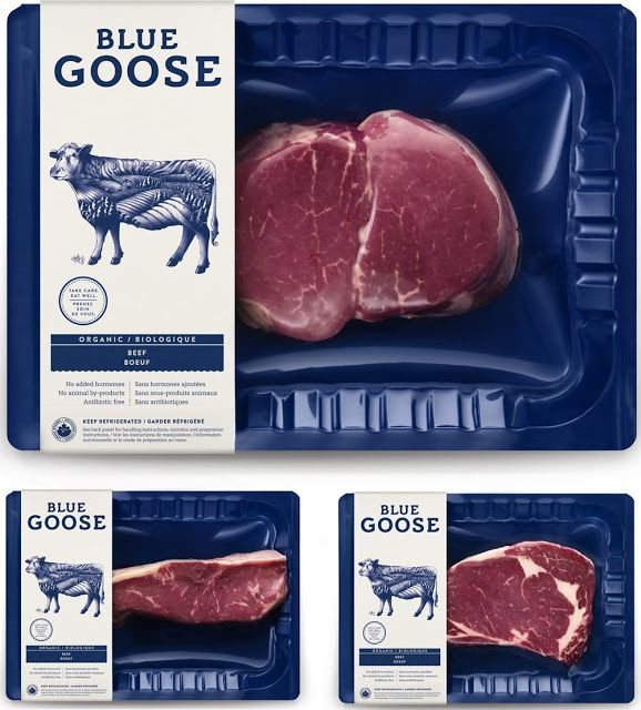 Blue Goose / Design : Sid Lee, Canada, 2013