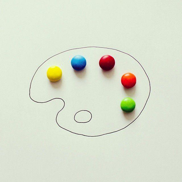 Artist's chocolate #mandm - Javier Pérez