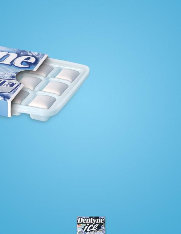 Agence : McCann Erickson, Puerto Rico pour les chewing-gums Dentyne ice