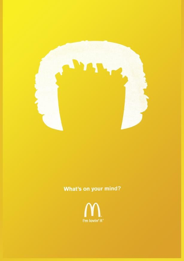 """What's on your mind?"" 