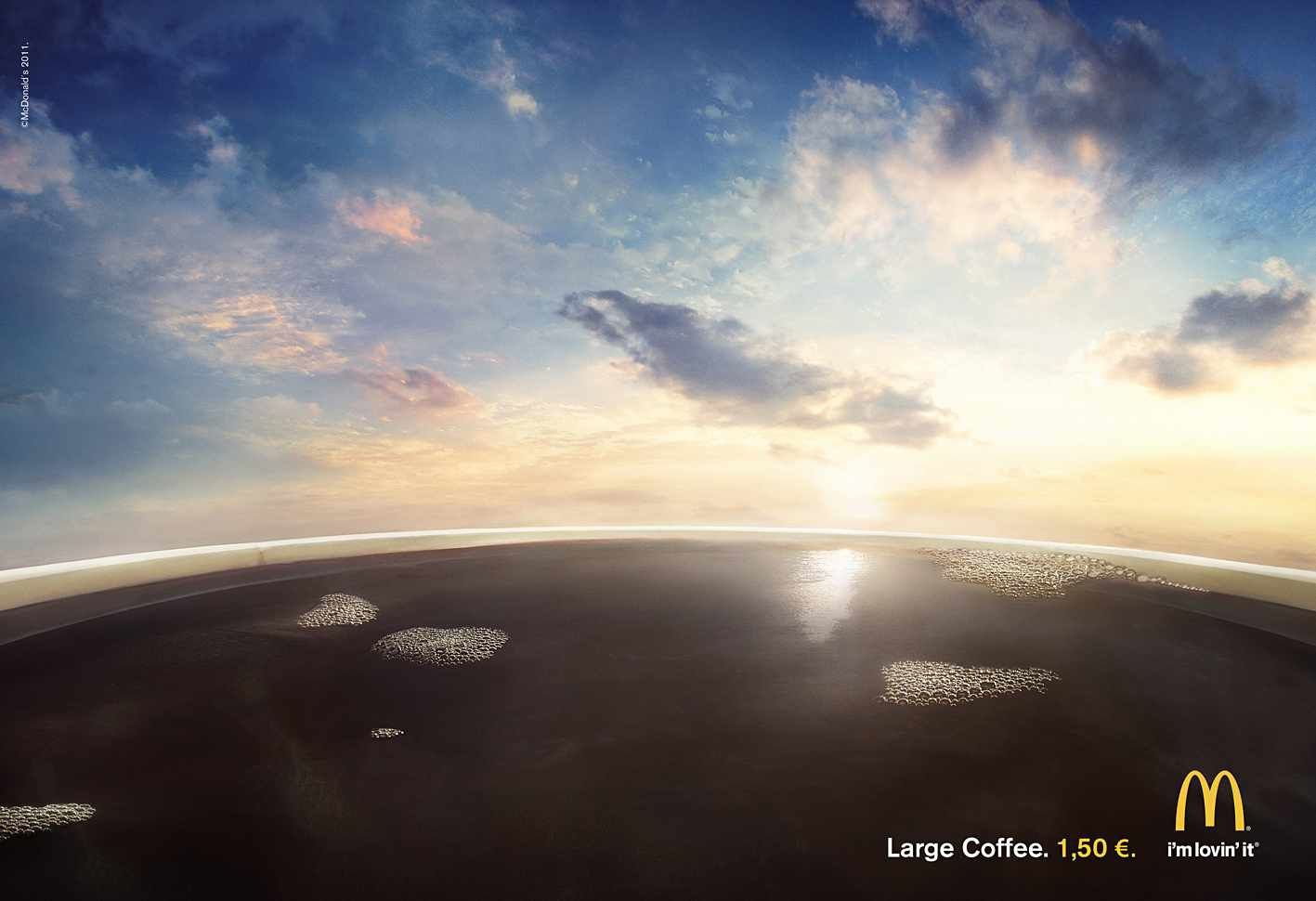 """Large Coffee - Morning"" & ""Large Coffee - Day"" 
