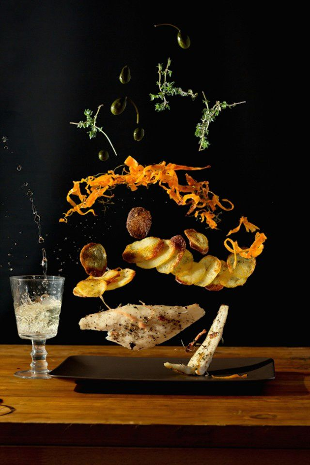 """Recipe Photography Concept"" - Nora Luther & Pavel Becker"