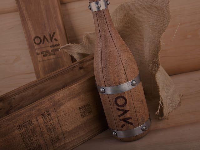 OAK wine   Design (concept) : Grantipo & La Despensa, Madrid, Espagne (septembre 2014)
